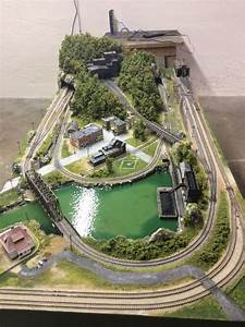 Professionally Built N Scale Train Layout