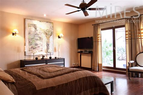 chambre ambiance coloniale c0149 mires