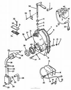 Onan Parts Diagrams