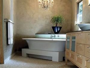 Badezimmer Ohne Fliesen : 1001 ideen f r badezimmer ohne fliesen ganz kreativ ~ Orissabook.com Haus und Dekorationen