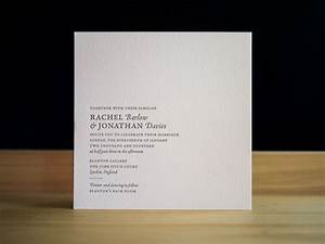 letterpress wedding invitation gallery parklife press With letterpress wedding invitations london