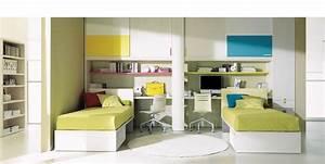 Teenager Zimmer Kleiner Raum : camera per bambini idee camerette ~ Markanthonyermac.com Haus und Dekorationen