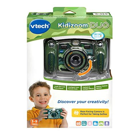 kidizoom duo vtech kidizoom duo camouflage exclusive new ebay
