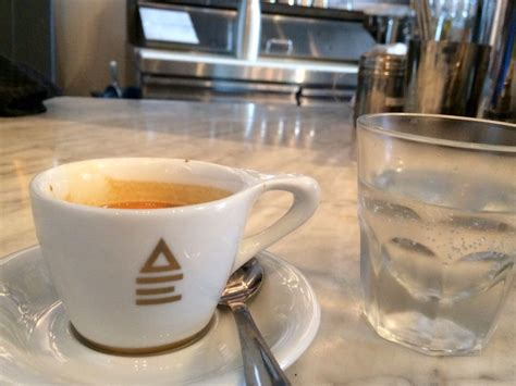 Alchemist coffee project, los angeles, california. Under extracted espresso, stick with filtered coffee - Yelp
