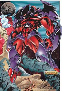 Onslaught (Psychic Entity) (Earth-616) - Marvel Comics ...