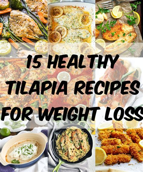 Warm tortillas in the oven or, if desired, grill briefly on a small baking tray in a single layer. Recipes For Tilapia Type 2 Diabets - 15 Healthy Tilapia ...