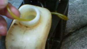 Fuel Line Change On Craftsman 358 742440 Weedwacker