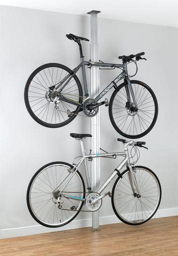 Bike storage racks, bike lifts, family bicycle racks