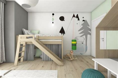 mommo design loft beds baby decoracion habitacion