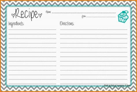 free editable recipe card templates for microsoft word recipe card template for word blank icon luxury runnerswebsite