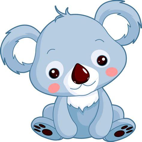 frise chambre bébé fille stickers petit koala sticker koala bleu stickers chambre