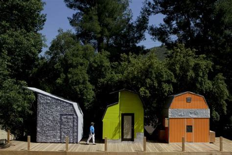 converting a shed into a cabin woodbury architecture students turn sheds into cool