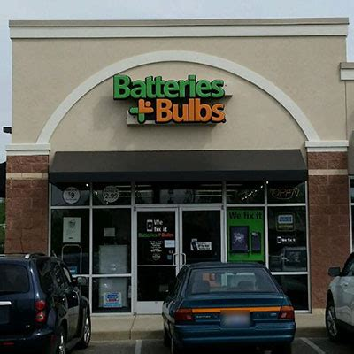 batteries plus bulbs and battery store find battery