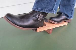 How to Make a Boot Jack, Boot Jack Plans WWGOA