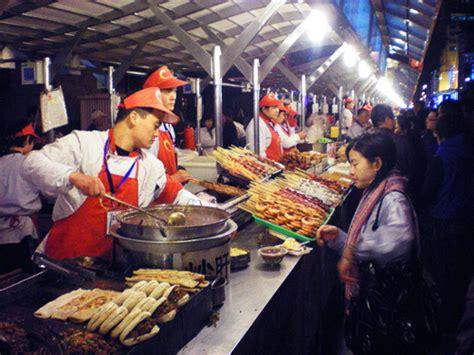beijings night food market neverstoptraveling