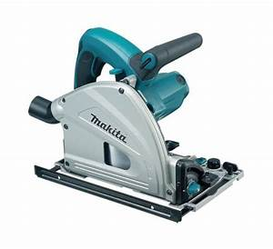 Makita Sp6000j2 165mm Plunge Saw With 2 X 1500mm Guide