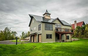 Cabot Barn Home - Yankee Barn Homes