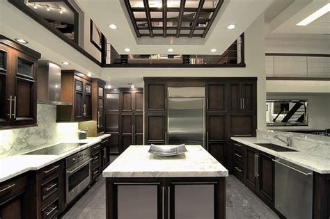 luxury real estate kitchen modern kitchen miami