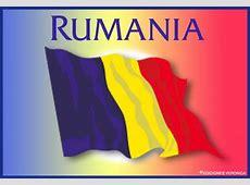 Bandera de Rumania Banderas, tarjetas