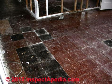 asbestos flooring glue review home