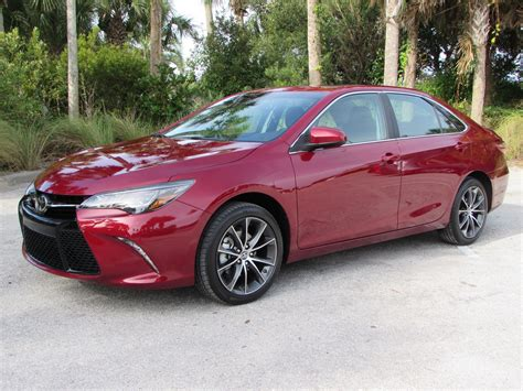 toyota camry xse car review video