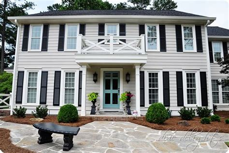 Exterior Curb Appeal {before  House Exterior  Pinterest