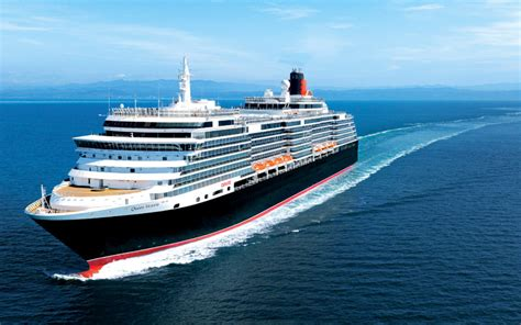 Cunard's Queen Victoria Cruise Ship, 2019 And 2020 Queen
