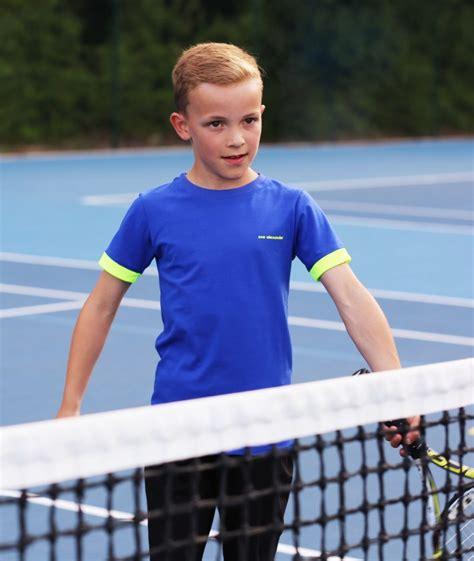 Sam Boys Tennis Outfit - Kids Tennis Apparel from Zoe Alexander UK