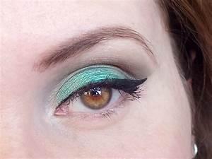 Maquillage Pour Yeux Marron : un maquillage vert pour yeux marrons avec la vice 3 d ~ Carolinahurricanesstore.com Idées de Décoration