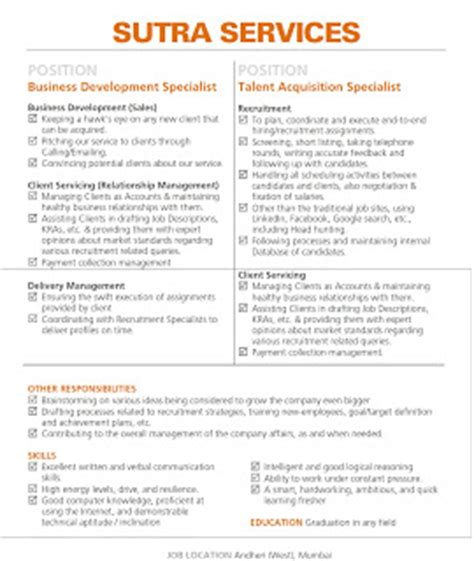 Talent Acquisition Specialist Questions by October 2012 Jai Hind College Placement Cell 2011 12