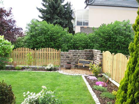 Garten Sitzecke Mauer  Nowaday Garden