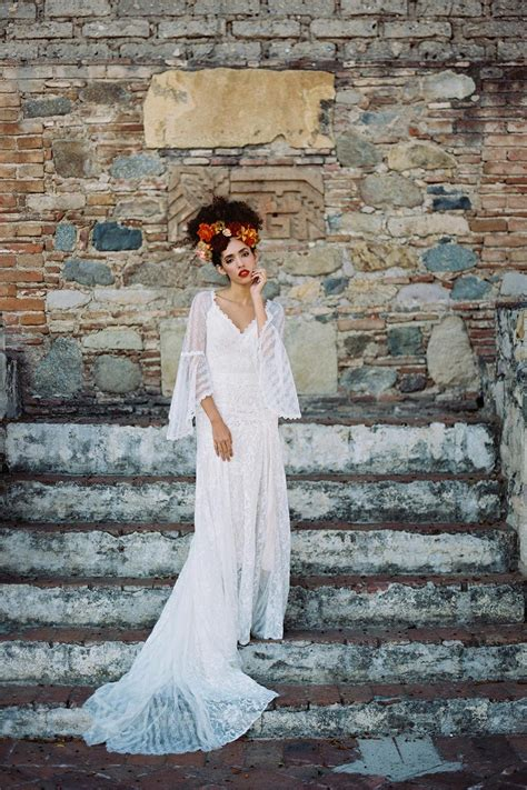 37 of the Most Beautiful Boho Wedding Dresses (With images