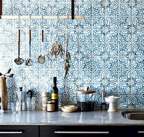 patterned tiles for kitchen designers reveal the coolest kitchen design trends for 4108