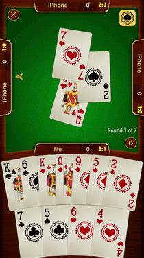 The goal is to be the first partnership to score at least 10 points. Batak - trick taking card game by Adikus