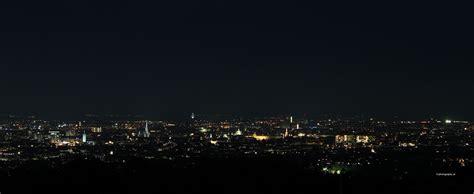 Vienna At Night Panorama Tlphotography