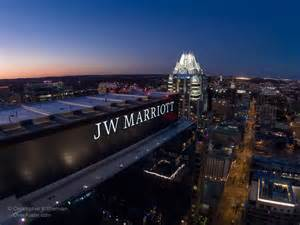 jw marriott opened its largest hotel in north america