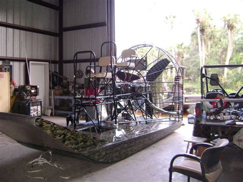 Airboat For Sale Australia by Stossel Southern Airboat