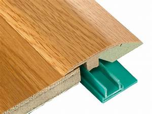 seuil 3 en 1 plaque chene bois flotte With barre d arret pour parquet flottant