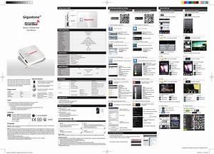 Gigastone Wd2501 Smartbox User Manual