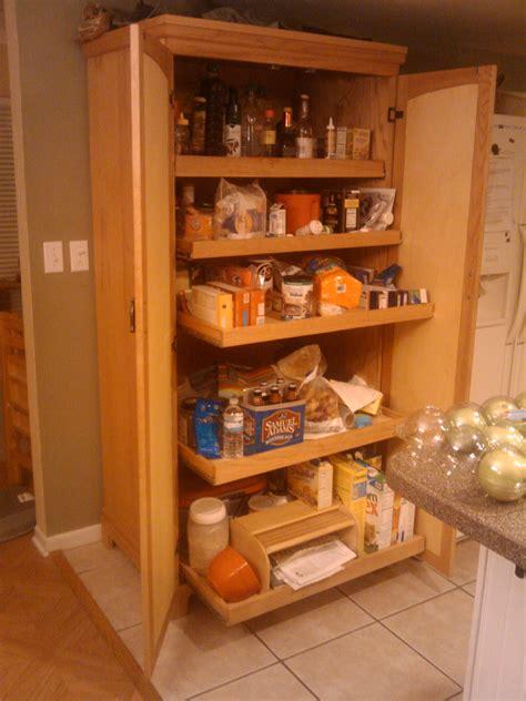 ideas  standing kitchen larder cupboards