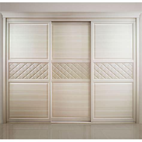 porte de chambre coulissante garde robe moderne de chambre à coucher de porte