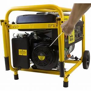 Wen Power Pro 5500 Generator Service Manual