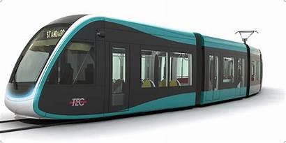 Tram Rail Futur Du Bus Transport Mini
