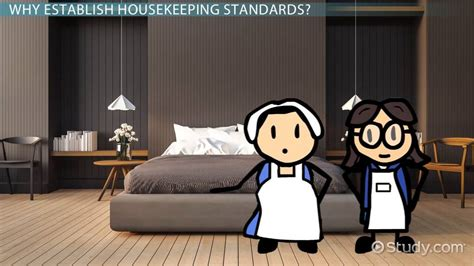 hotel housekeeping standards checklist video lesson