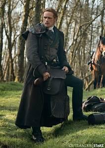 New 'Outlander' Season Five Official Photo of Jamie Fraser ...