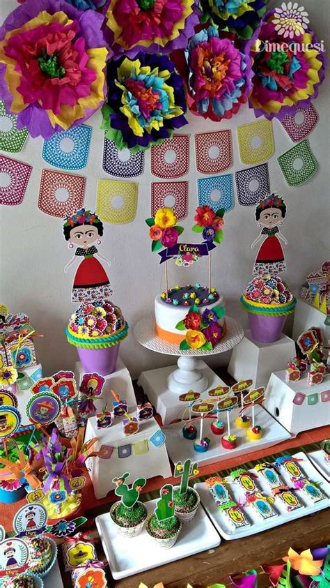 Fiesta / Mexican Birthday Party Ideas | Photo 1 of 27 ...