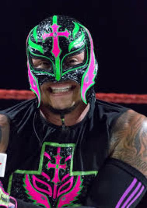 Rey Mysterio In Montreal