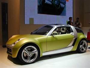 Smart Roadster Coupé : smart roadster concept ~ Medecine-chirurgie-esthetiques.com Avis de Voitures