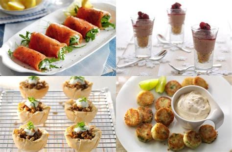 easiest canapes 50 and easy canapes goodtoknow