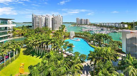 Luxury Resort Hotel In Sentosa Island